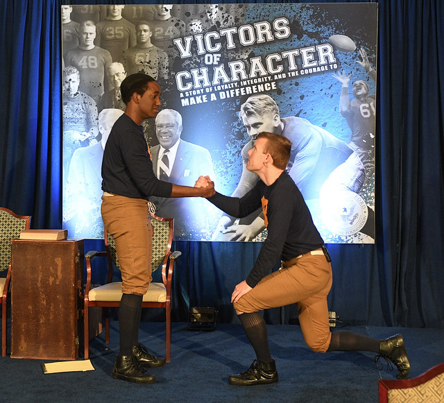 Victors of Character performance at 2019 Annual Dinner