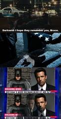 Death of Batfleck/Introduction of Robert Pattinson's Batman(CONCEPT)