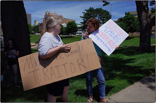 Impeachment Protest, Kansas City, June 16, 2019 | by Maggie Osterberg