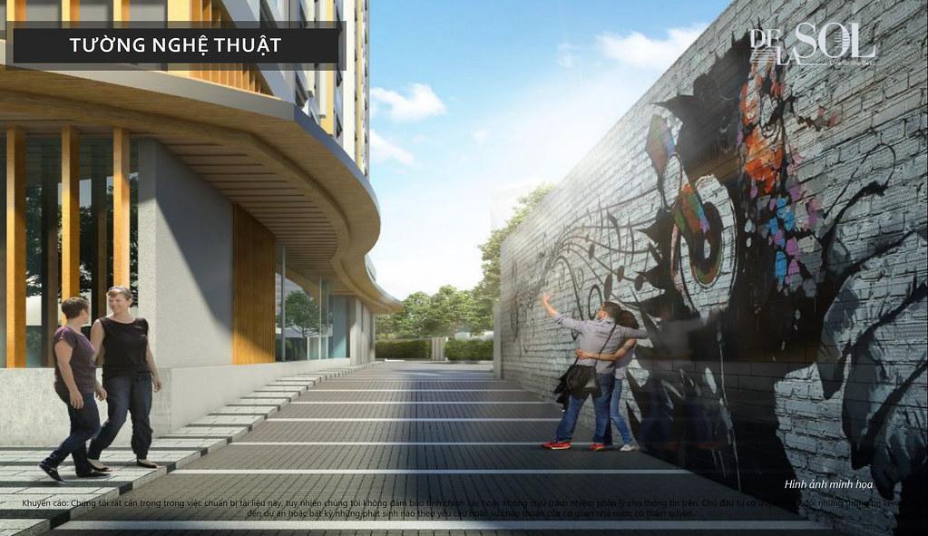 Tường nghệ thuật
