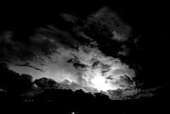 Ronda, Malaga, Dark Stormy Night 3