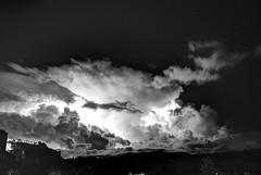 Ronda, Malaga, Dark Stormy Night 1