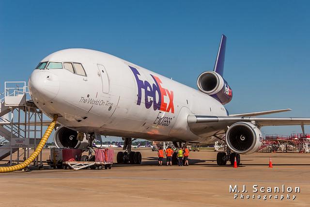 N617FE FedEx | McDonnell Douglas MD-11F | Memphis International Airport