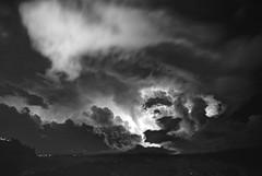 Ronda, Malaga, Dark Stormy Night 4