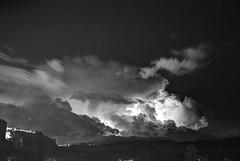 Ronda, Malaga, Dark Stormy Night 2