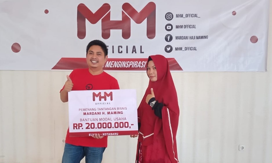 Pengusaha Milenial Kalsel Rame-rame Dukung Mardani H. Maming Jadi Ketum HIPMI, Ternyata Ini Alasannya…