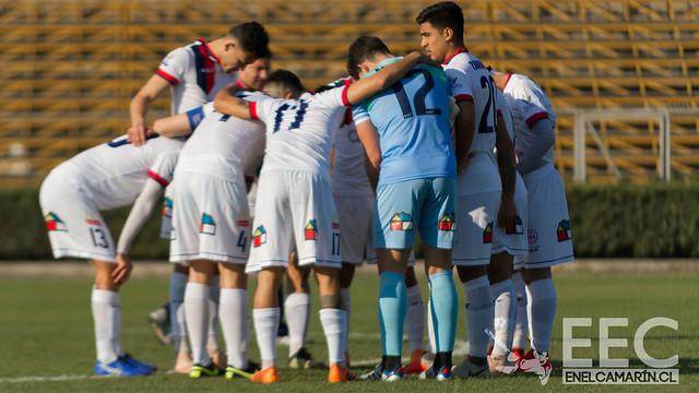 Lautaro de Buin 4 - Deportes Iberia 2
