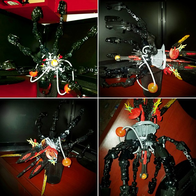 B.E.T(Bacteriophage EVO Tres).