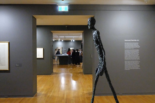 Alberto Giacometti: A Line Through Time | Vancouver Art Gallery
