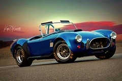 40th Anniversary AC Cobra.