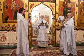 15.06.2019 | Родительская суббота в Хутынском монастыре