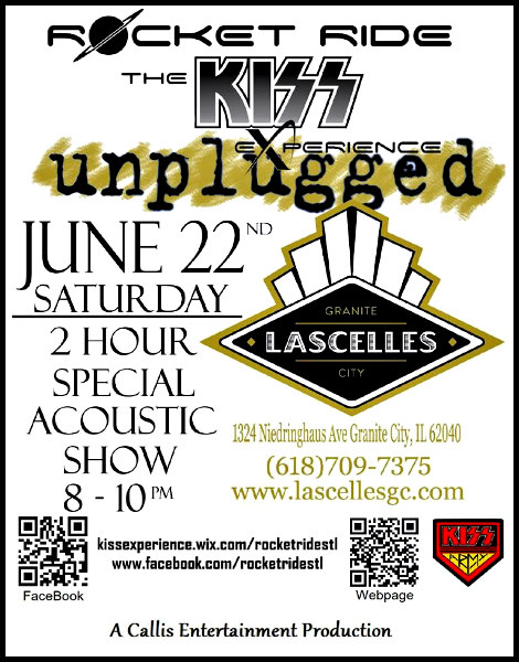 Kiss Unplugged 6-22-19