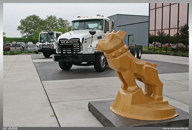 Mack Trucks Allentown