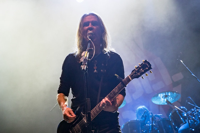 New Model Army @ Wave Gotik Treffen, Leipzig Germany, 06/08/2019