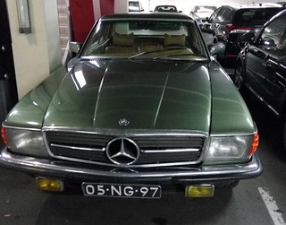 1976 Mercedes Benz 280SLC 05-NG-97