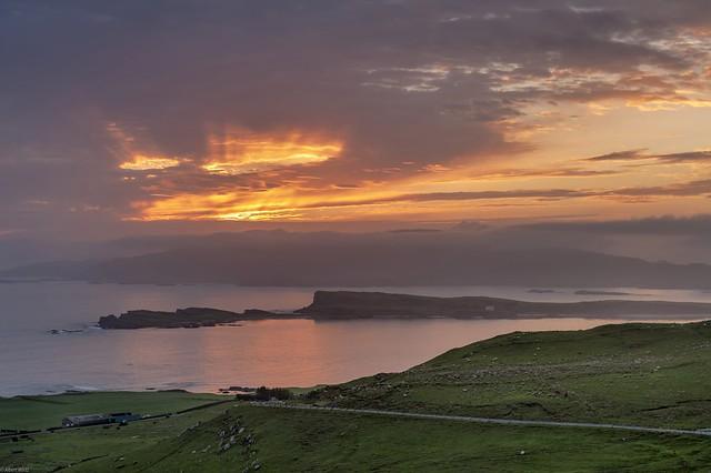 *Isle of Mull @ sunset impression II*