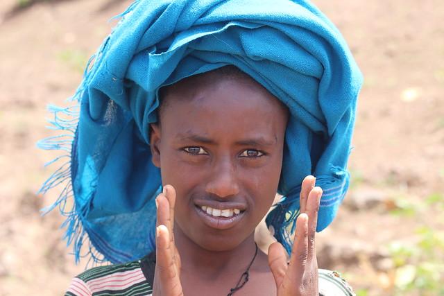 Rencontre éthiopienne