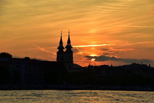 budapest hungary europe nikond5500 tamron18270mmzoomlens holiday silhouette sunset