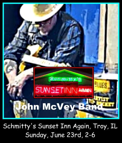 John McVey Band 6-23-19