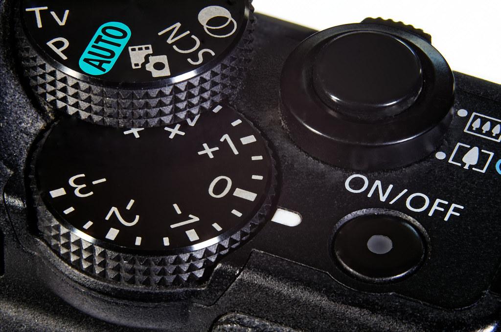 Canon G15 curves