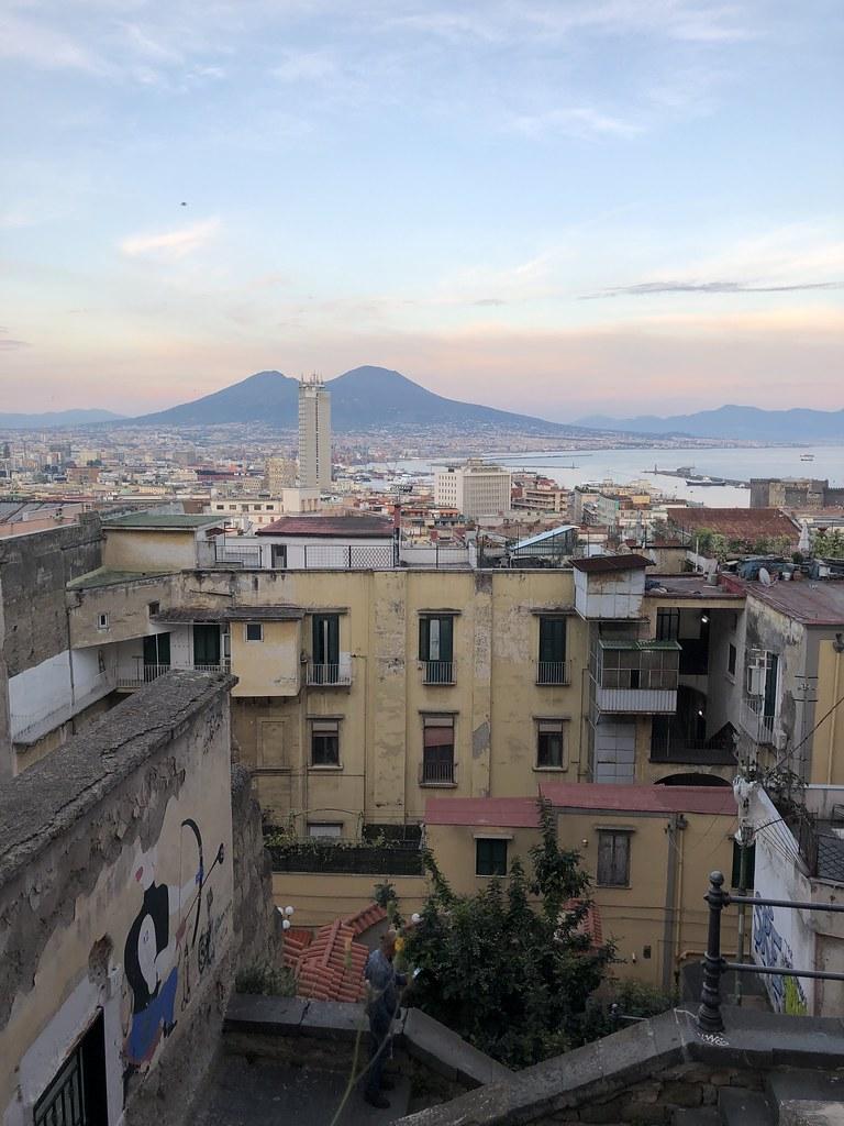 Napolia vinkkejä