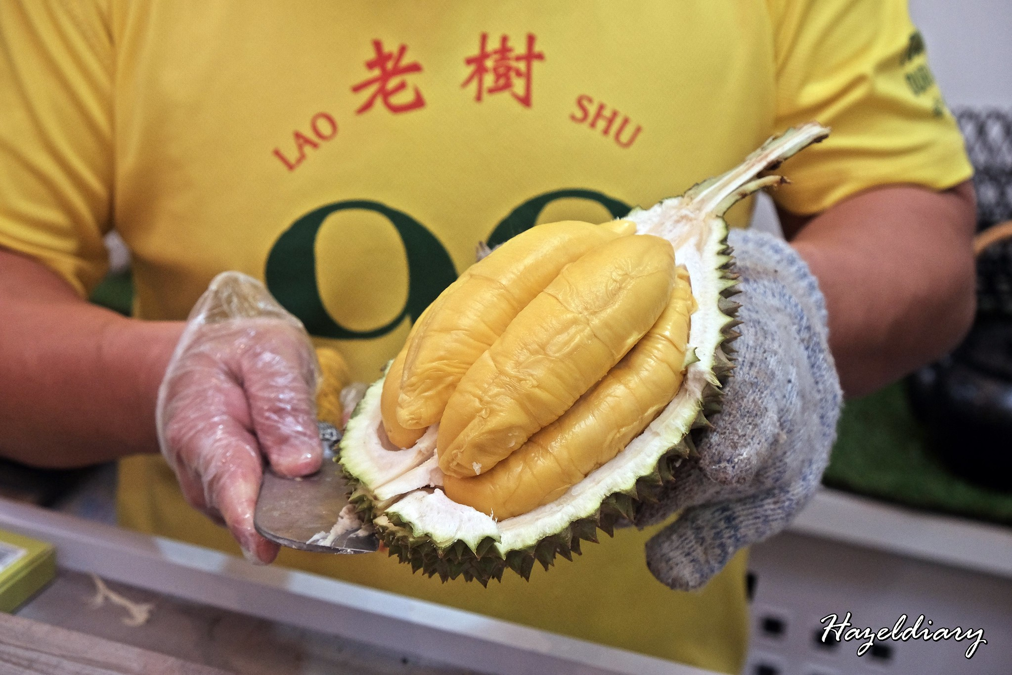 [SG EATS] 99 Old Trees Launches SukaWa –'Omakase' style Durian Experience