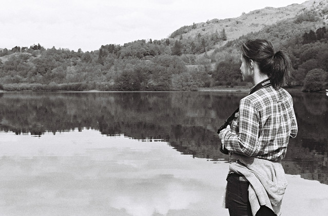 Shooting at Rydal Water...