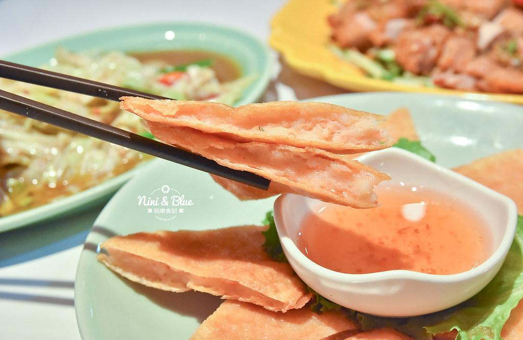 台中泰式料理 瓦城 優惠菜單 勤美美食27