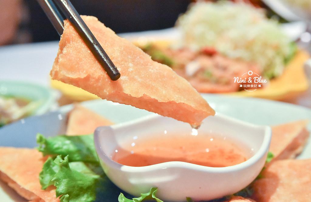 台中泰式料理 瓦城 優惠菜單 勤美美食26