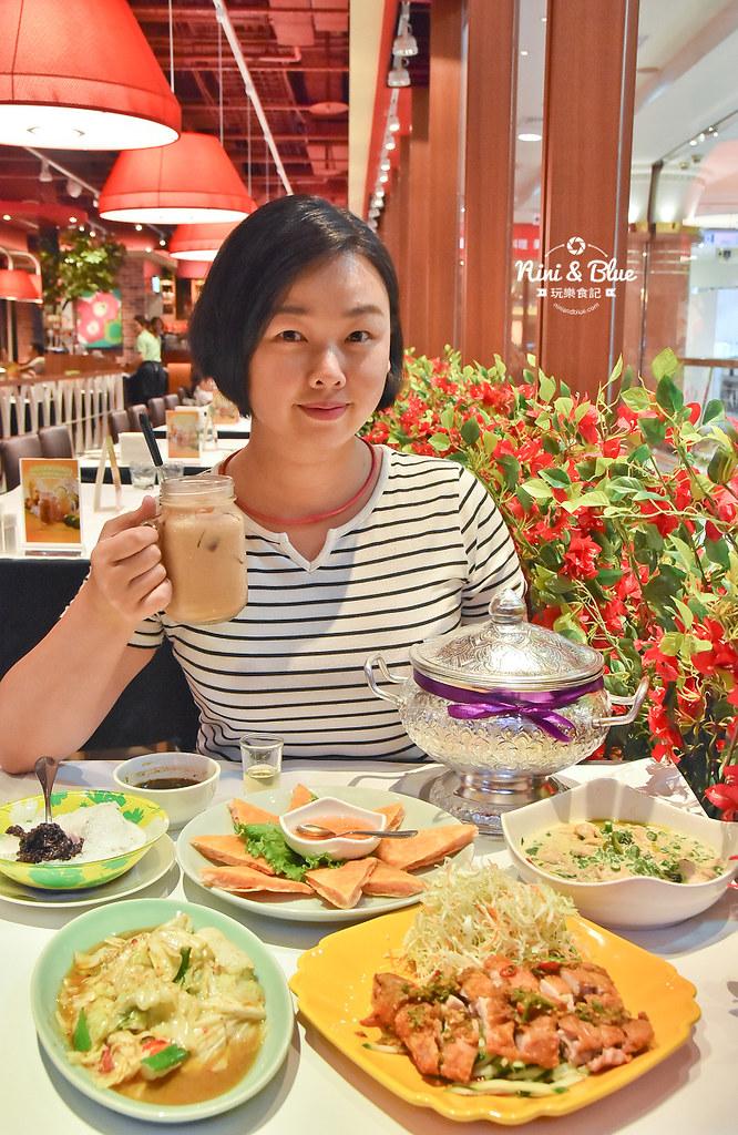 台中泰式料理 瓦城 優惠菜單 勤美美食21