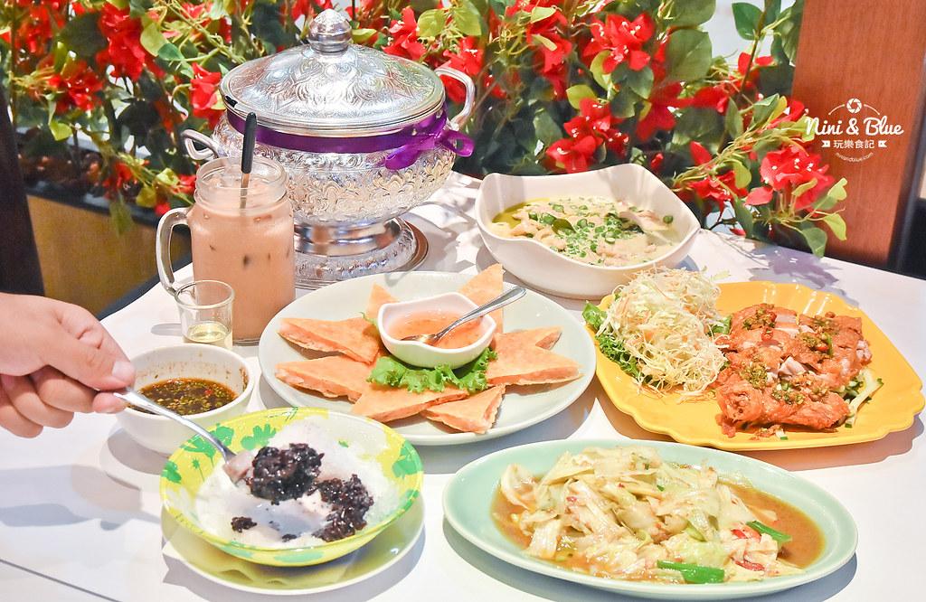 台中泰式料理 瓦城 優惠菜單 勤美美食20