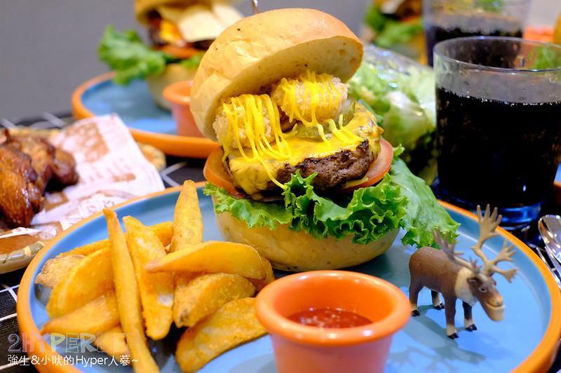 Lab Eat漢堡 (19)