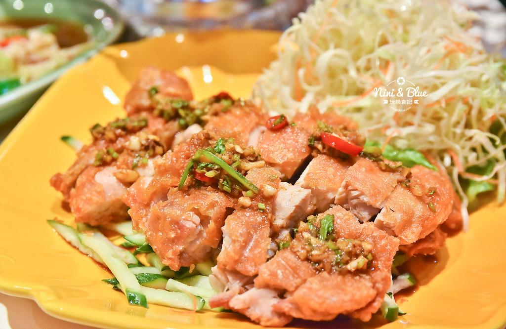 台中泰式料理 瓦城 優惠菜單 勤美美食17