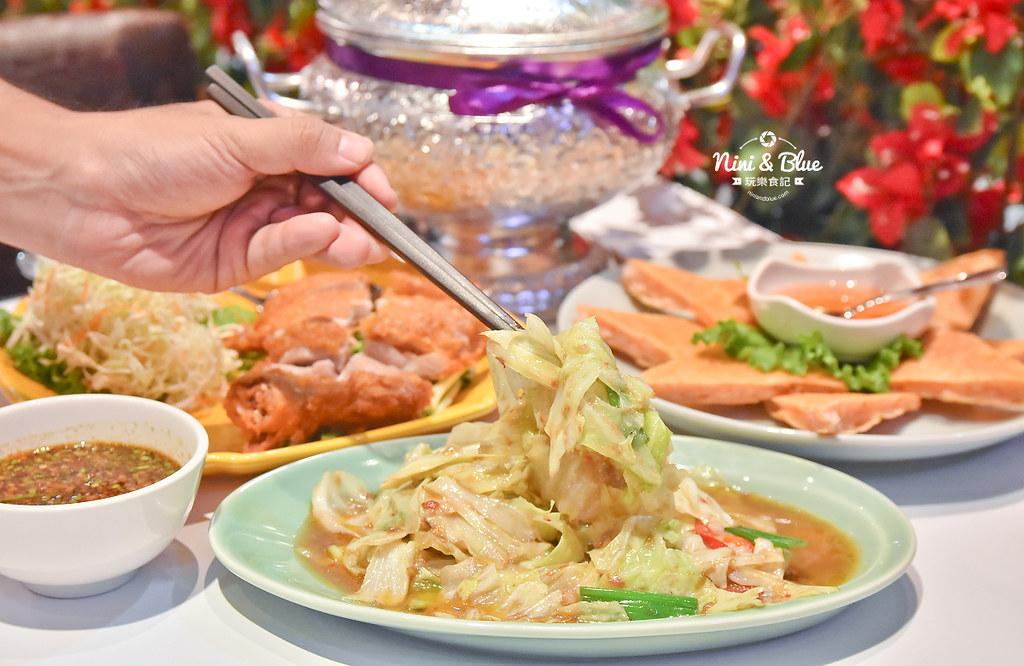 台中泰式料理 瓦城 優惠菜單 勤美美食13