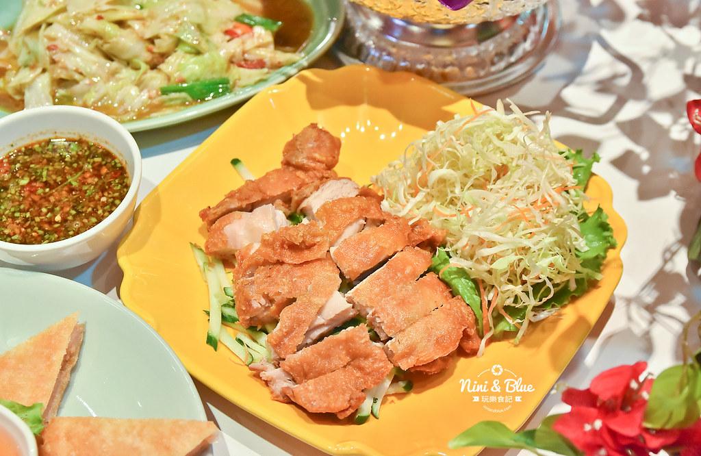 台中泰式料理 瓦城 優惠菜單 勤美美食14