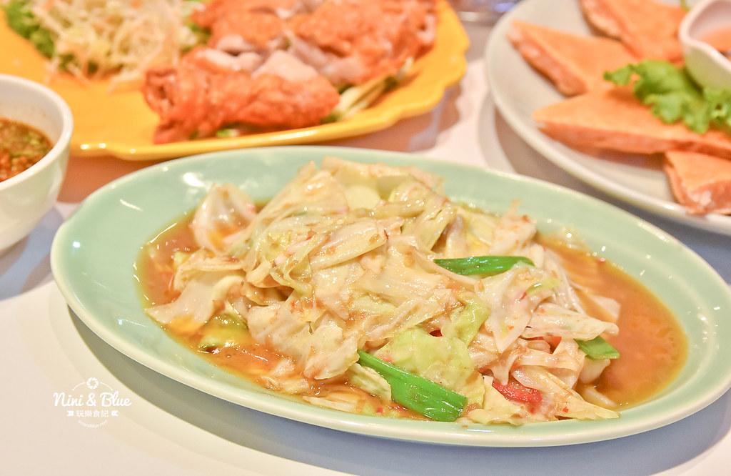 台中泰式料理 瓦城 優惠菜單 勤美美食12