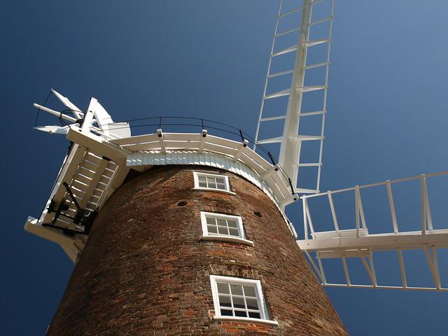 Dereham Tower Mill 3