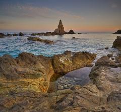 Las Sirenas. Cabo de Gata.