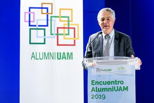 Encuentro AlumniUAM 2019 (Acto)