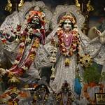 ISKCON Ujjain Deity Darshan 17 June 2019