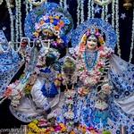 ISKCON Vrindavan Deity Darshan 17 June 2019