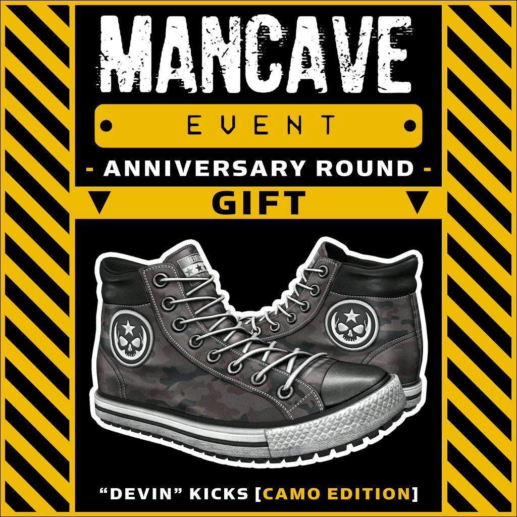 = REBELLION = MAN CAVE 2019 ANNIVERSARY GIFT