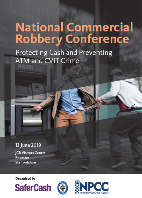 National Commercial Robbery Conference