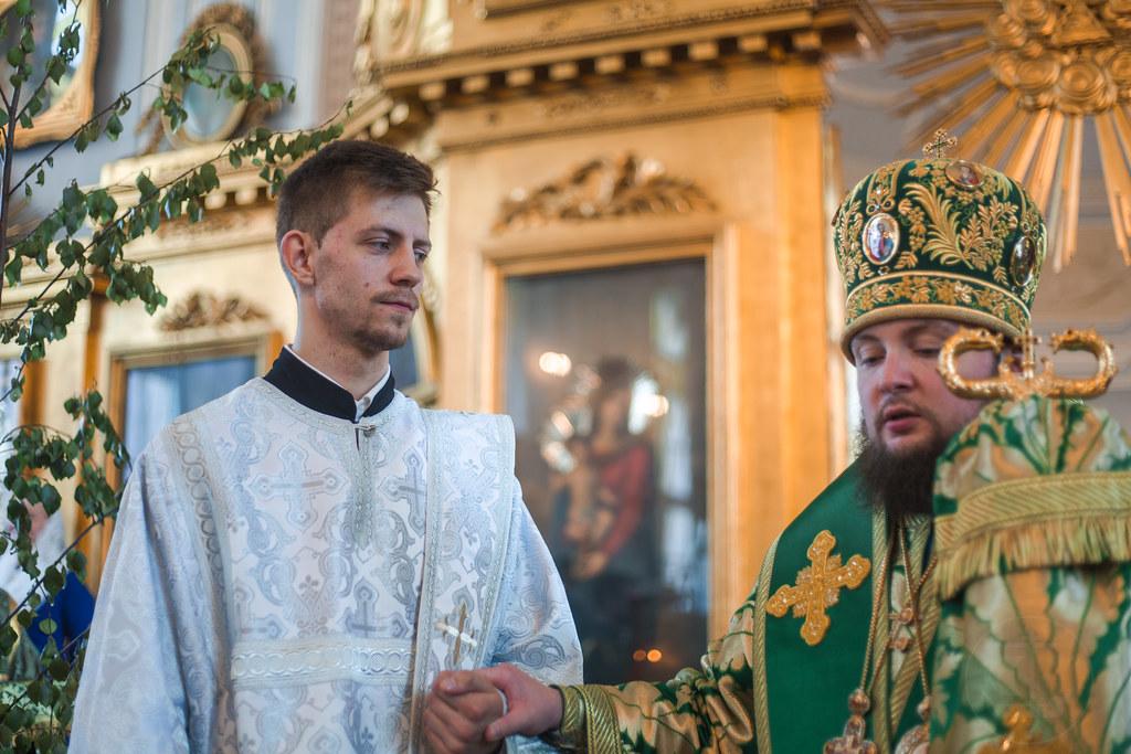 17 июня 2019, День Святого Духа / 17 June 2019, Whit Monday (Monday of the Holy Spirit)