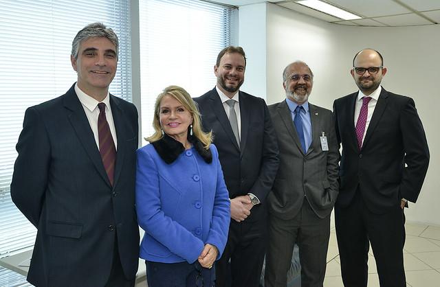Reuni�o com Parlamentares do Estado de S�o Paulo - 10/06/2019