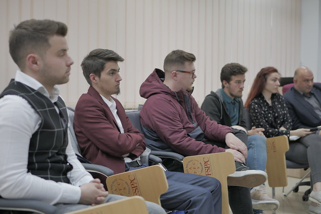 Workshop EuranetPlus pe teme europene la Universitatea Babeş-Bolyai