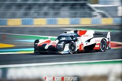 Fernando Alonso - Toyota TS050