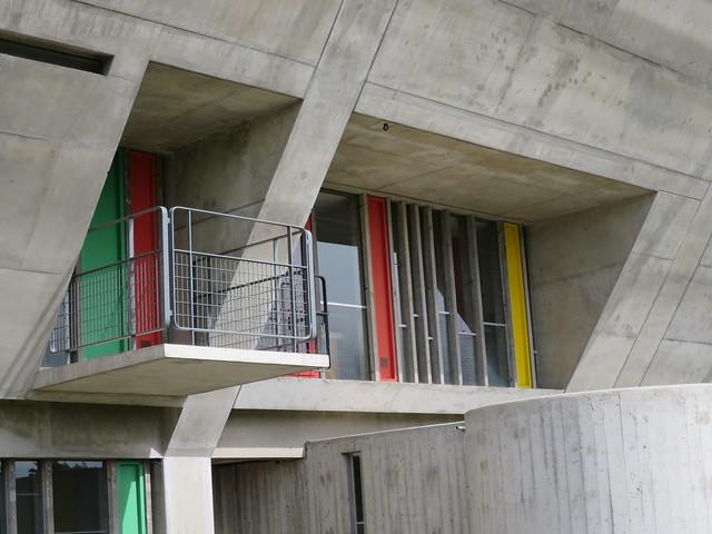 Maison de la Culture et de la Jeunesse (1965), Firminy-Vert (42)