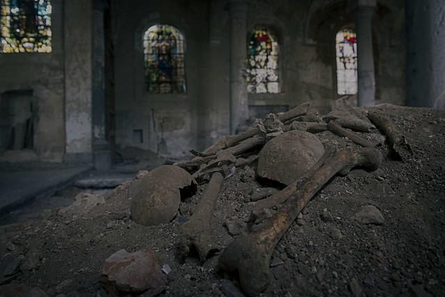 'Church of Bones'....