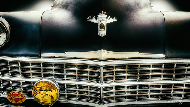 Chrysler Grill
